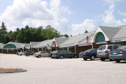 Photo of shopping center in Candia