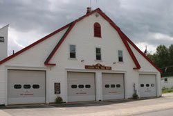 Candia Fire Station