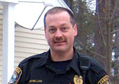 Candia Police Officer - Michael McGillen