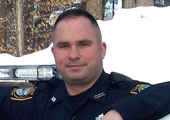 Candia Police Officer - Richard Langlois