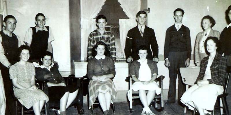 40s Church group