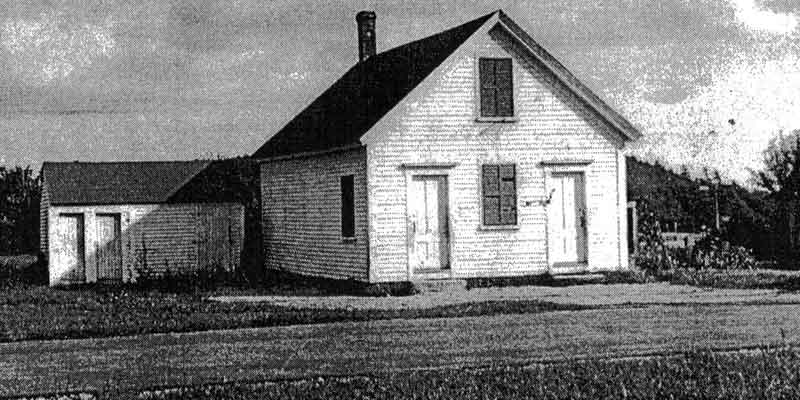 Schoolhouse #11, East Candia